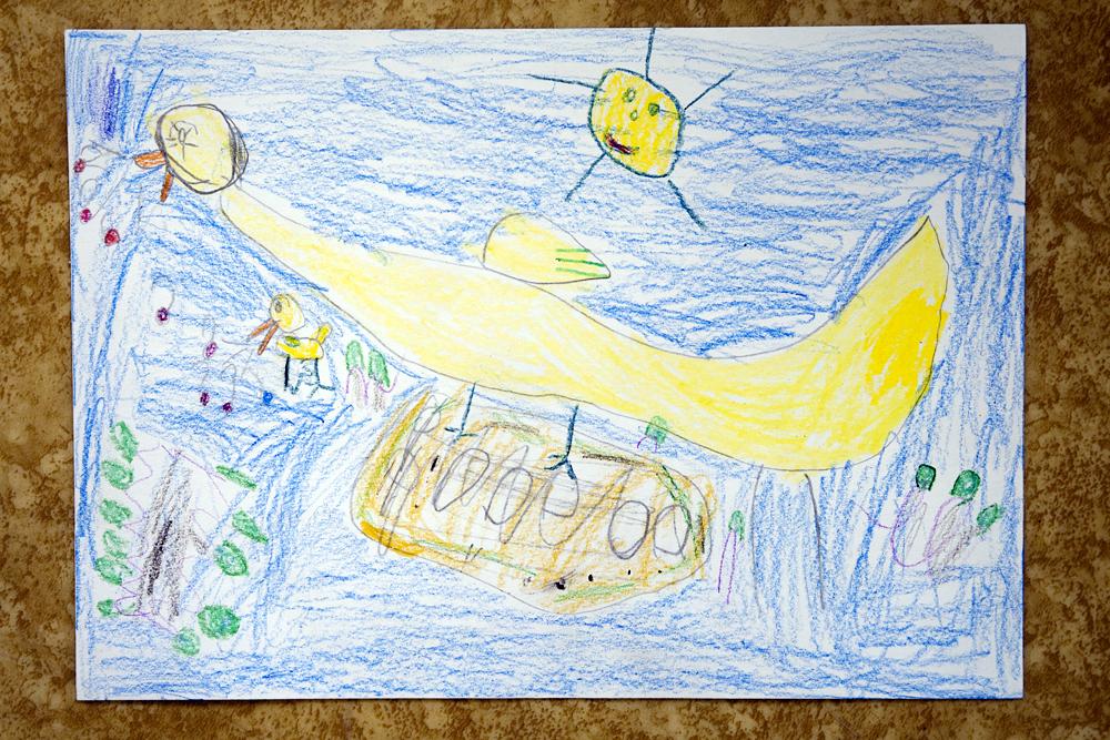 Karolína štyglicová, 5 let